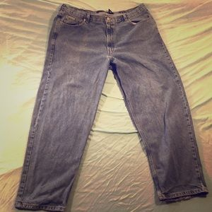 Vintage 1990s Calvin Klein Jeans size is 40 by 30.